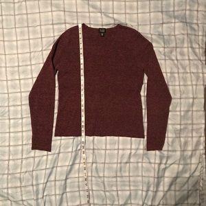 Eileen Fisher light sweater size Sm